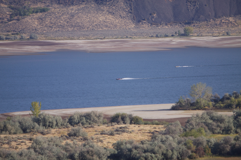 Are the fish biting grand coulee dam visitors guide for Banks lake fishing
